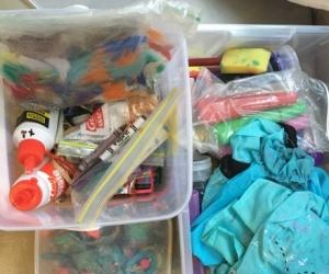 Misc kids craft materials