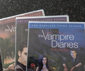 Seasons 1-3 Vampires Diaries