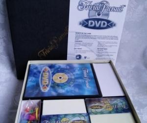 Trivial Pursuit DVD Parker Bros 2005 Pop.Culture for all ages Aust. questions