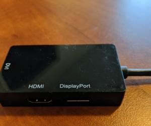 Mini Display Port Adaptors - Melbourne CBD