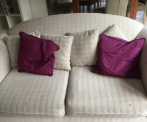 2 seater sofa and 2.5 seater sofa bed