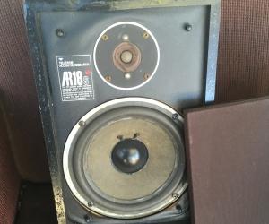Acoustic Research bookshelf speakers