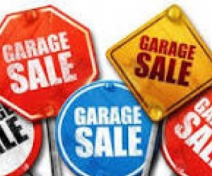 Free Garage Sale 14th September after 1pm 17 First Ave Kew
