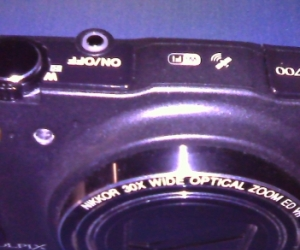 WANTED Nikon S9700 camera for parts please