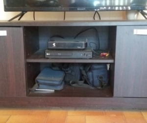 Moving House - TV/ Entertainment  cupboard