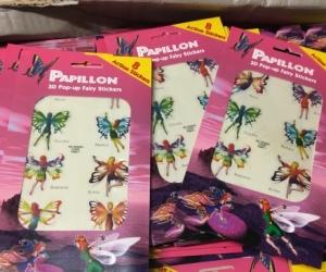 Fairy Stickers 3D pop ups