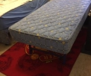 Single Trudle Bed - full height