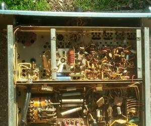 PYE valve tranceiver 1962