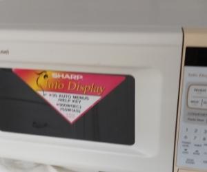 Sharp Carousel Microwave