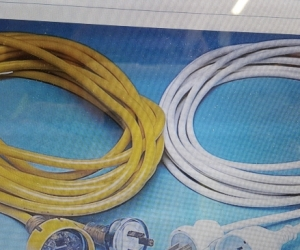 Used extension power cord, any length or condition required needed