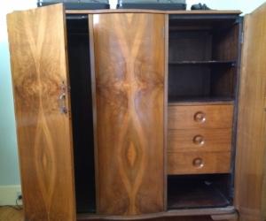Old wardrobe