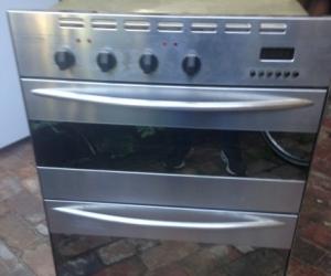 dubble electric oven