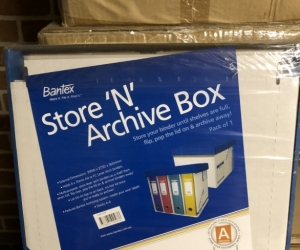 Store & Archive box
