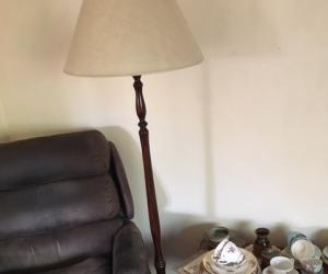 lamp - reading
