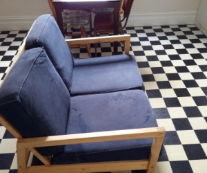 Free 2 Seater Couch and side tables