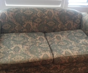 FREE SOFA - Two seater - FABRIC