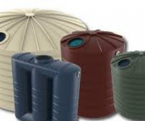 Rain water tank and accessories