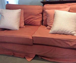 Comfortable Lounge Suite needing a new home
