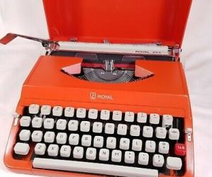 Feeling nostalgic typewriter wanted