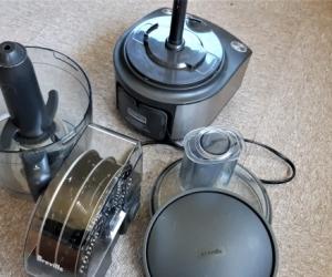 Breville KINETIX mixer/slicer