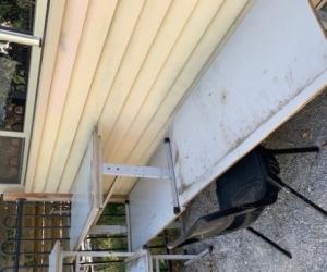 Adjustable rectangular student tables fair condition