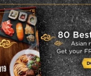 80 Best home-cooked Asian recipes just for you!
