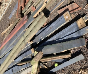 Free fence timber