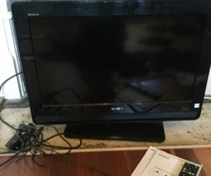 TV Sony Bravia KDL 26S4000 23 inch screen
