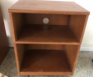 Bedside table or storage