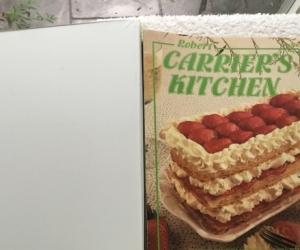 Robert Carrier Cookbook