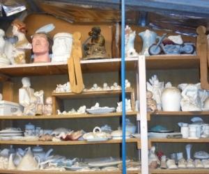 Plaster molds for ceramics/pottery