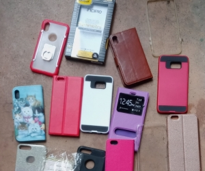 Cellphone cases (new)