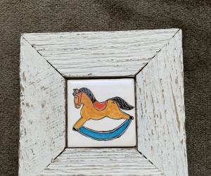 Children's Tile Wall Art