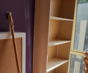 Ikea Billy Bookcase - Good Condition. Can be Dismantled for transport