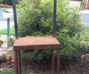 Potting table/Plant stand