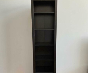 Two Identical Bookshelves - GREAT Condition