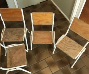 Kindergarten chairs