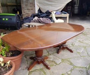 Big dining table free