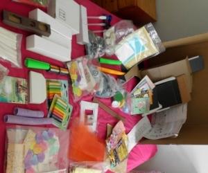 make a mess box