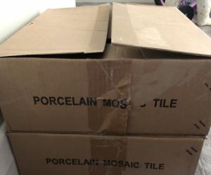 Mosaic Porcelain Tile Offcuts