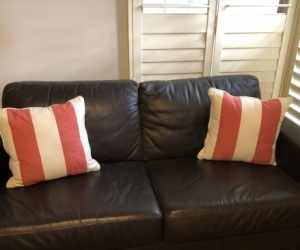 Two couches!