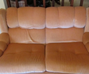 lounge suite 2x2 seater, 2x1 seater