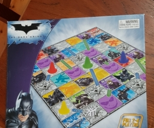 Kids board games & puzzle - snakes & ladders, Ben 10 & Cars