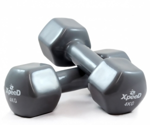 4kg dumbbell / hand weights