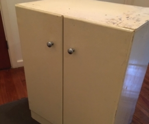 Laundry of Garage cabinet