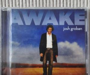 """Josh Groban CD, """"AWAKE""""."""