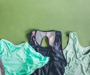 used active wear / swim wear
