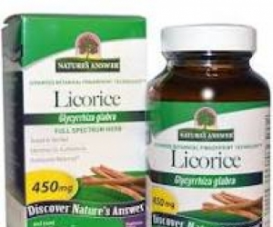 Natures Answer Licorice Root -unopened