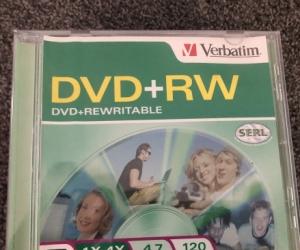 DVD-RW Discs