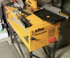 Triton Router Table and Chassis